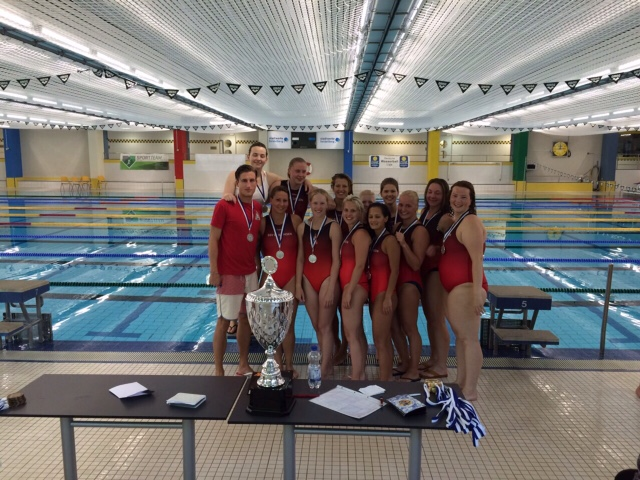 SSVE Damen erreichen 2. Platz im Süddeutschen Pokal Turnier
