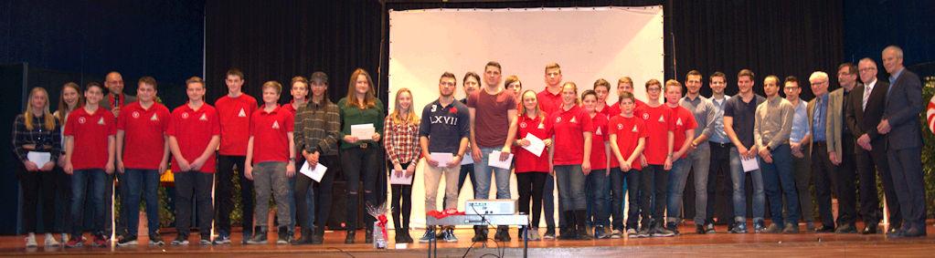 SSVE U13 ist Esslingens Mannschaft des Jahres