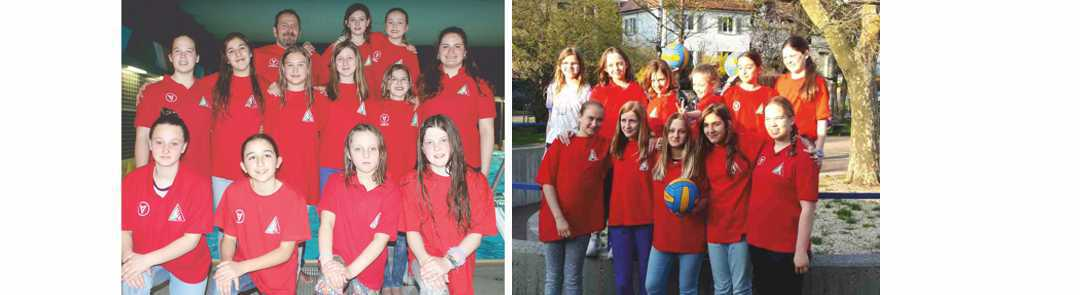 Gelungener Auftakt für die SSVE-Wasserball-Mädchen