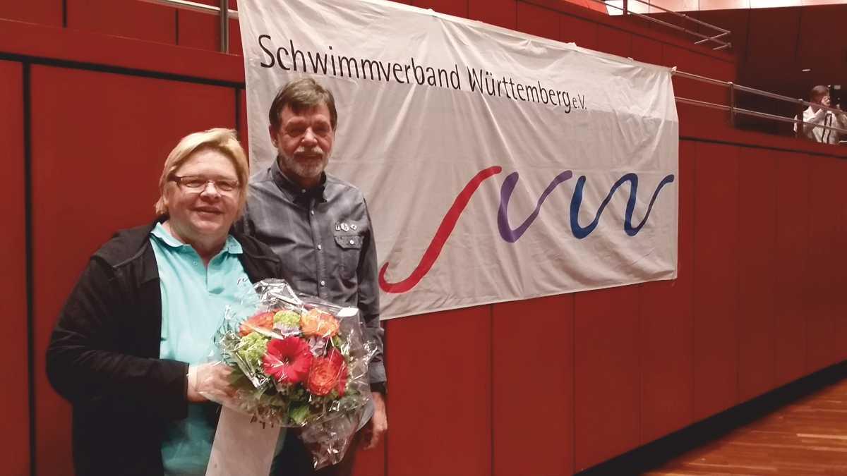 Hedda Müller und Edwin Finkes ausgezeichnet