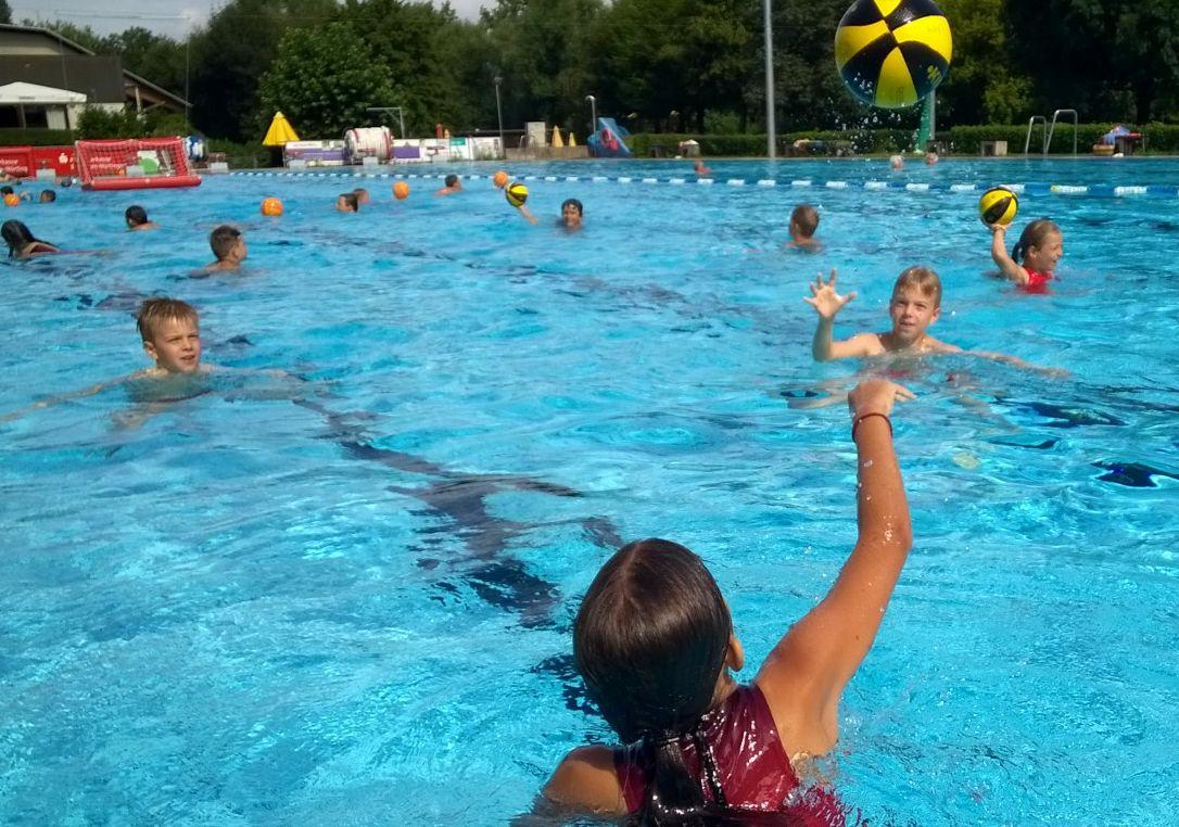 Sommer-Wasserball-Camp 2016