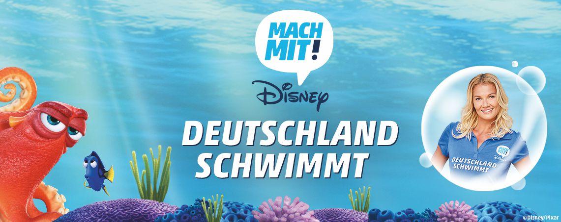 """""""Deutschland Schwimmt"""" beim SSV Esslingen"""