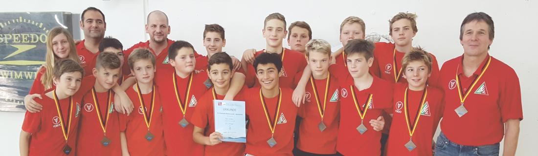 U13 erringt Bronze bei der Deutschen Meisterschaft