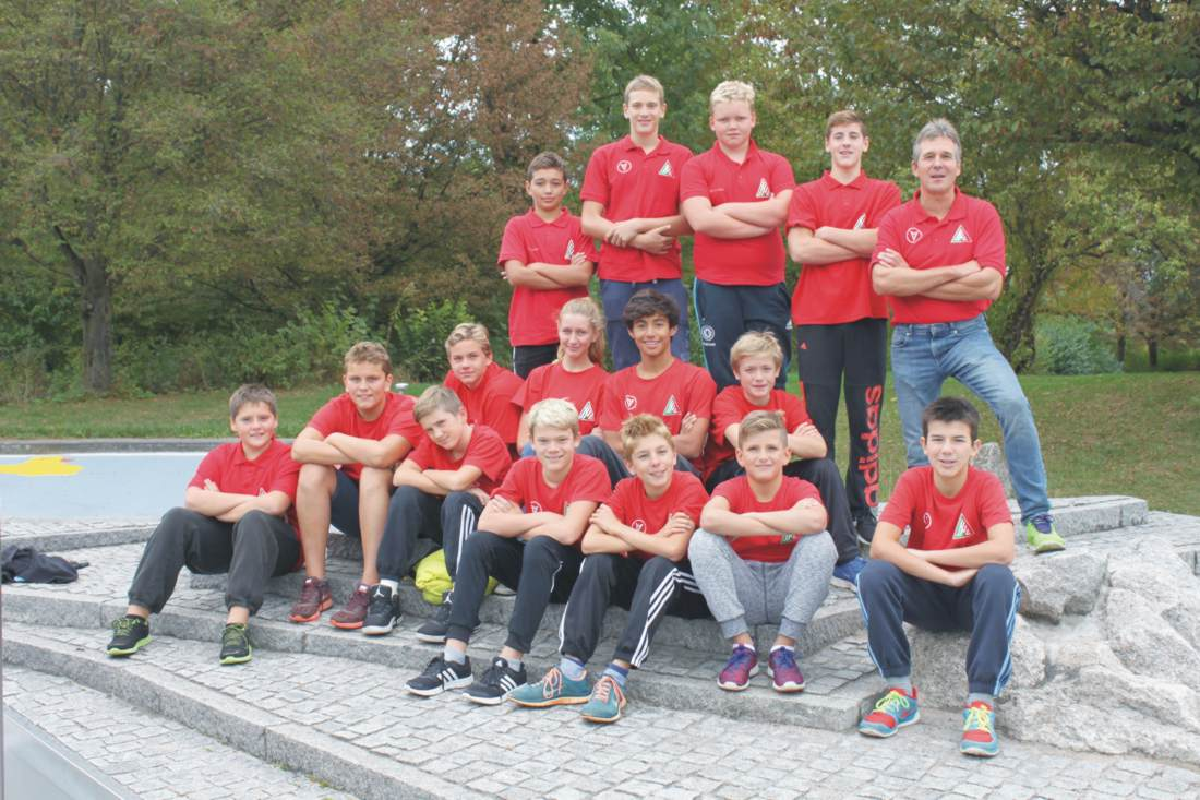 U13 Endrunde Deutsche Meisterschaft in Bayer Uerdingen