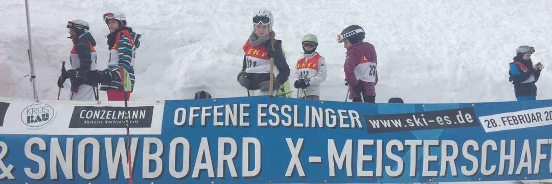 Esslinger Ski Meisterschaften in Balderschwang