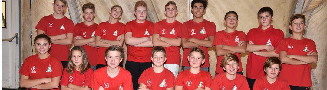 U13 des SSV Esslingen lädt zur Deutschen Meisterschaft ins Inselbad
