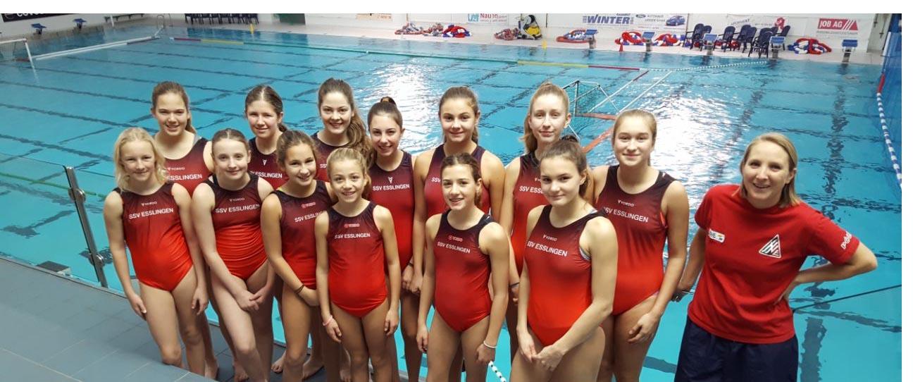 U16-Mädels starten optimal in die neue Saison