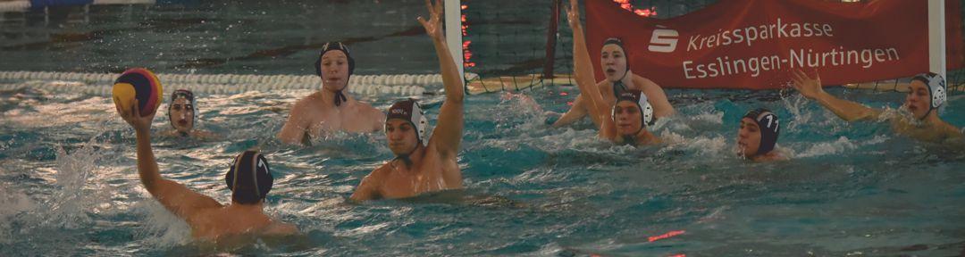 U18-Wasserballer setzen ein Zeichen!