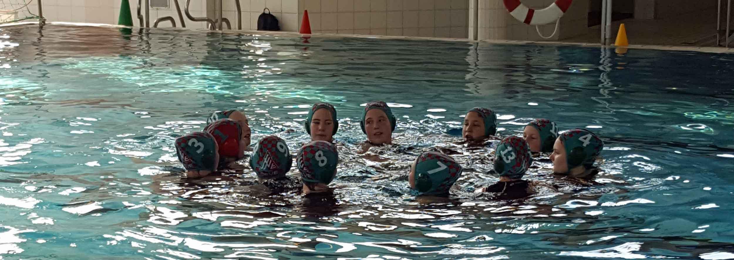 SSVE-U16-Mädchen erfolgreich in NRW