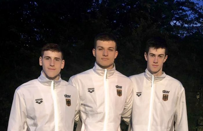 Drei SSVE-Spieler fahren zur Europameisterschaft