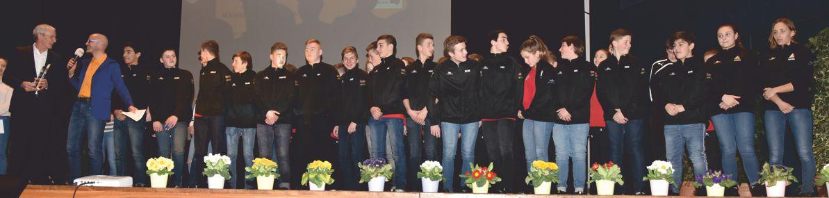 U14 ist Esslinger Mannschaft des Jahres 2018