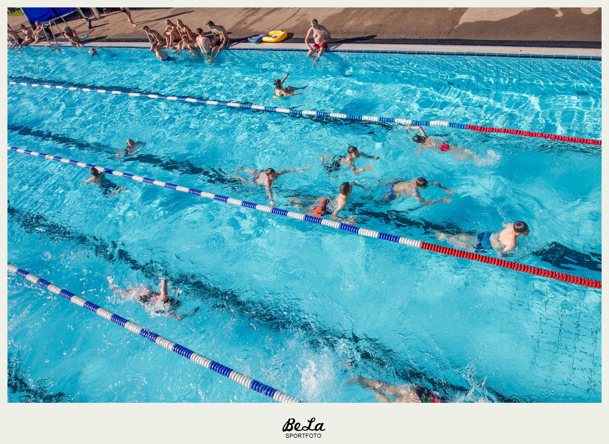 Jedermann-Schwimmen am Donnerstag