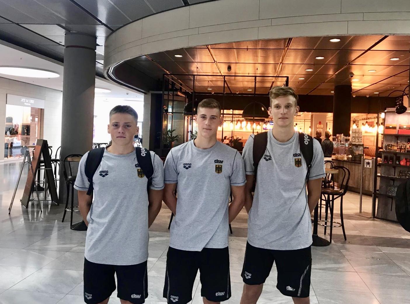 Drei SSVE-Spieler bei der U15-Nationalmannschaft