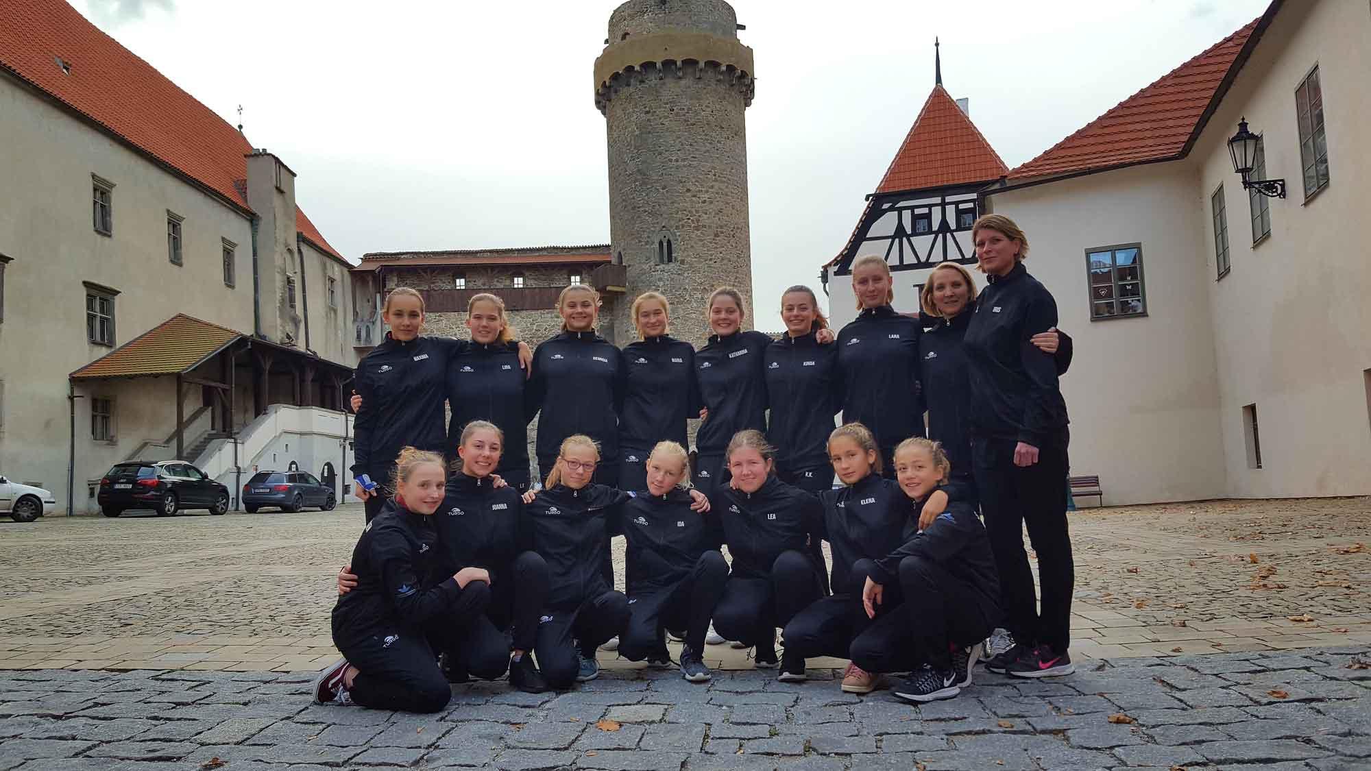SSVE-Mädchen fahren zur Deutschen Meisterschaft