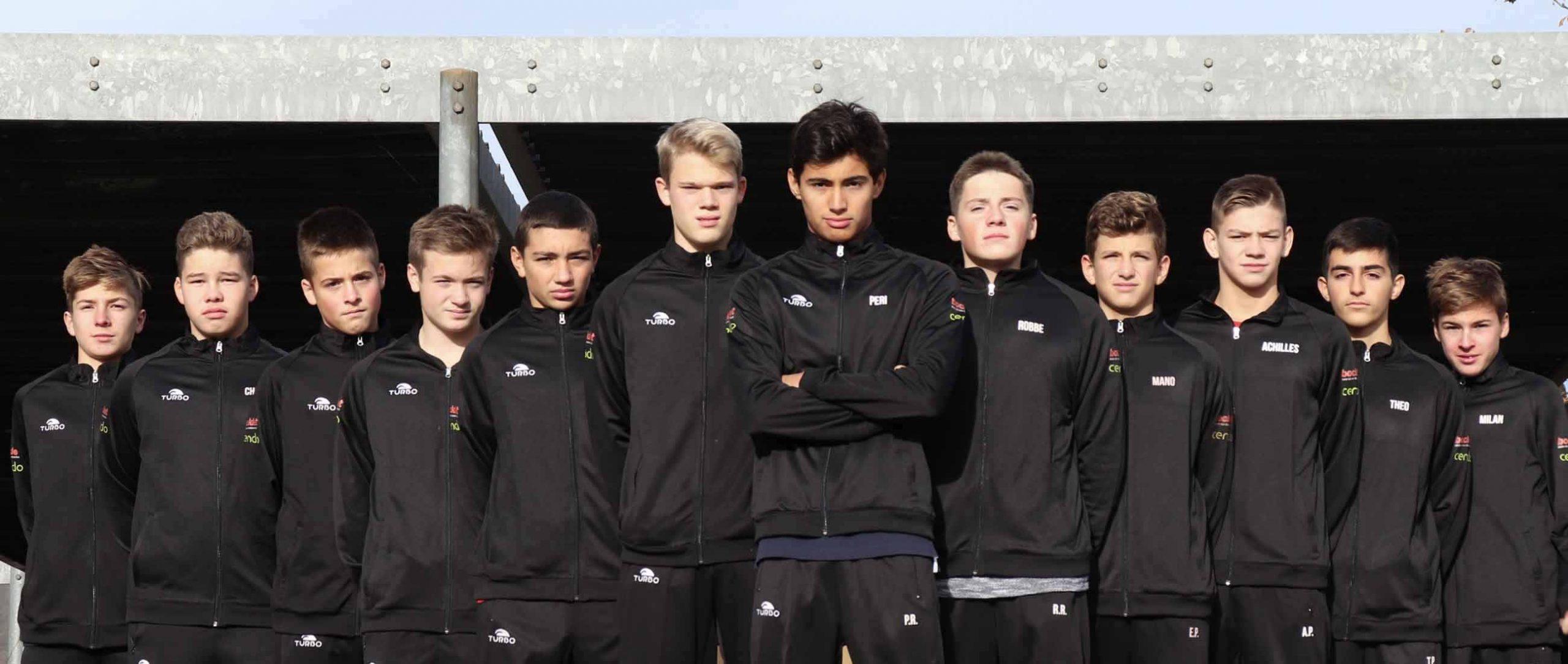 U14 zur Deutschen Meisterschaft in Potsdam