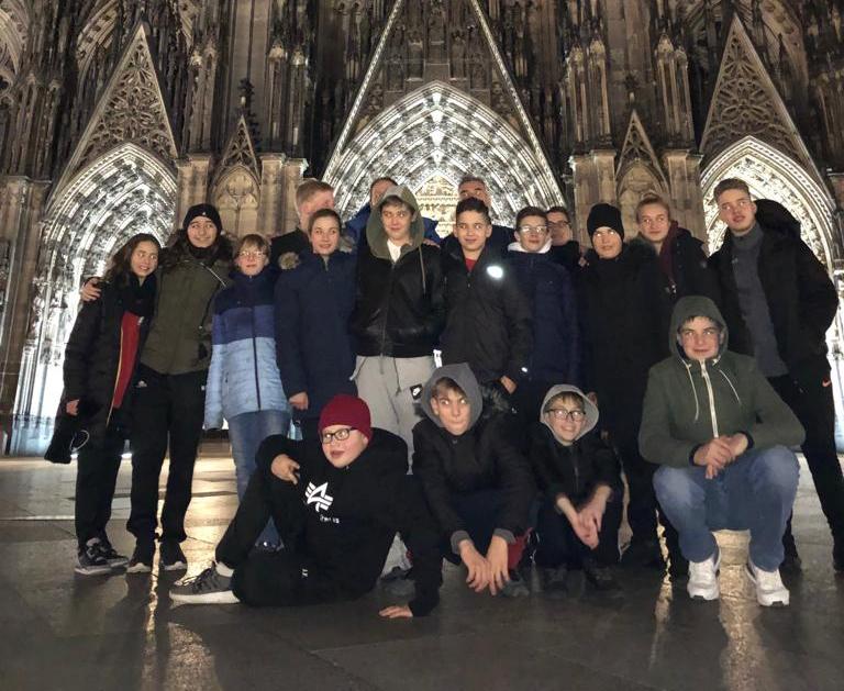 DSV Pokal 2019 – Endstation Köln für SSVE-Perspektivteam U14