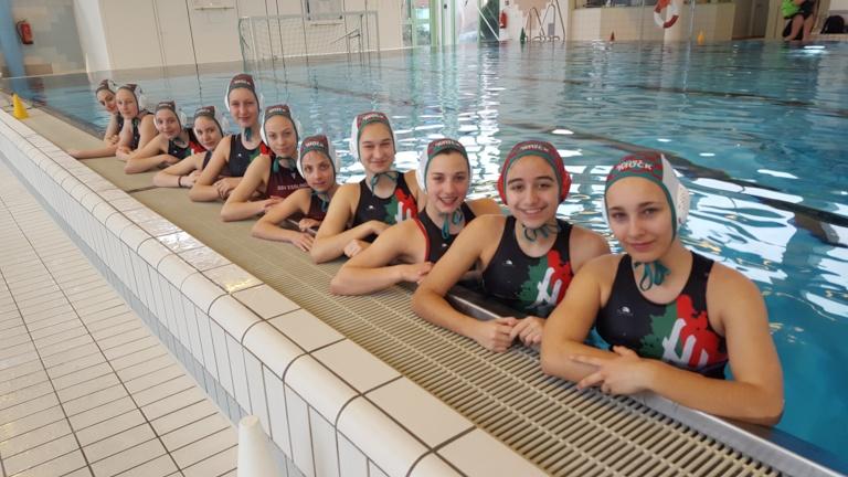 SSVE-U16 weiblich erfolgreich in NRW