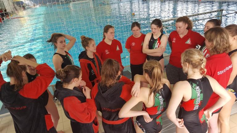 SSVE-U16-Mädels Vierte beim Deutschen Pokal