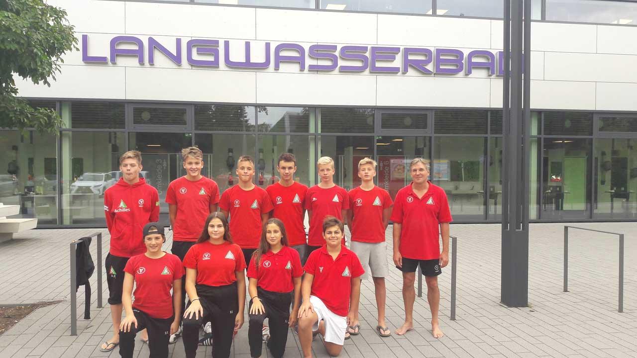 SSVE-U14 erneut Turniersieger beim internationalen Maksymum-Cup