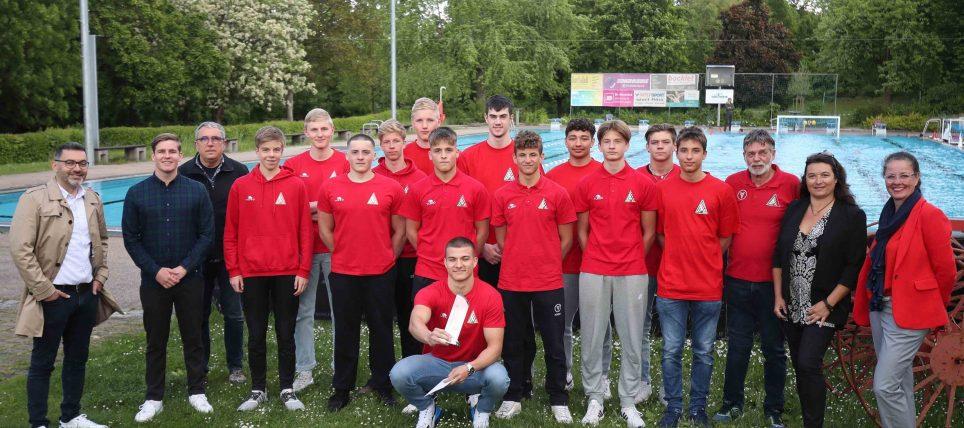 U18 zur Mannschaft des Jahres gewählt!