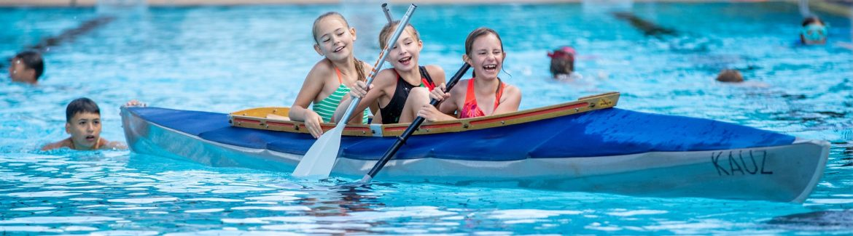 Swim & Fun Kinder Sommer-Camp im SSVE