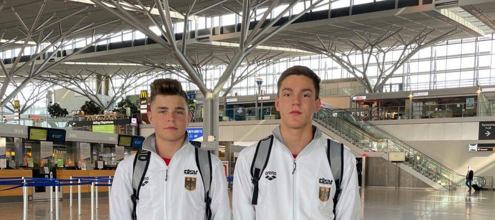 Zwei Esslinger bei den U15 Nationalspielern dabei!