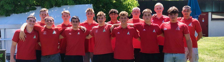 U18 qualifiziert sich zur Endrunde der Deutschen Meisterschaft