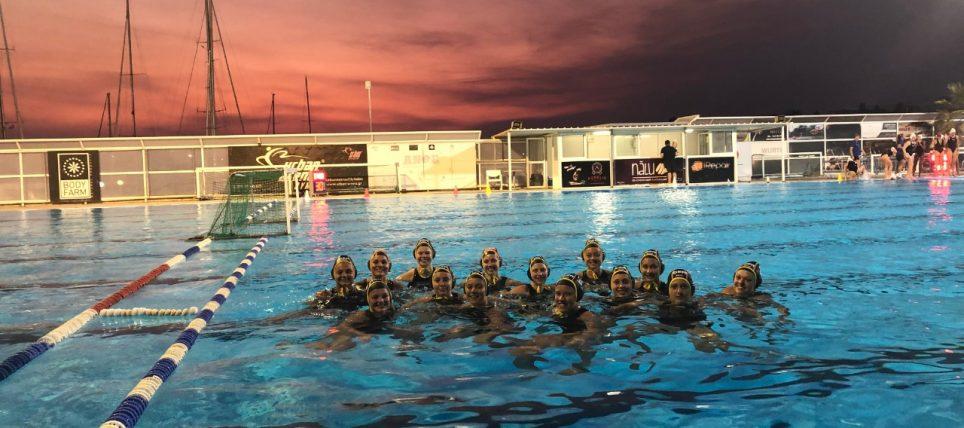 Wasserball U17: Jugend EM – unsere Drei sind in Šibenik (Kroatien) dabei!