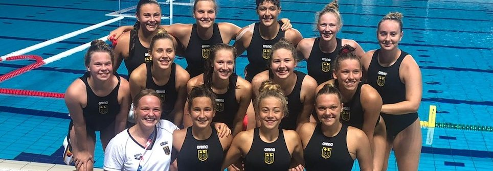 Deutsches Team U17 weiblich gut in EM gestartet