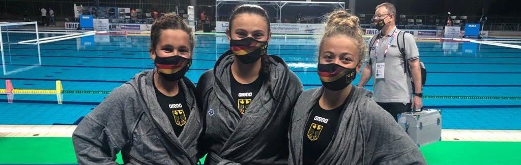Zweiter Sieg bei JEM 2021 für Team Deutschland U17 weiblich
