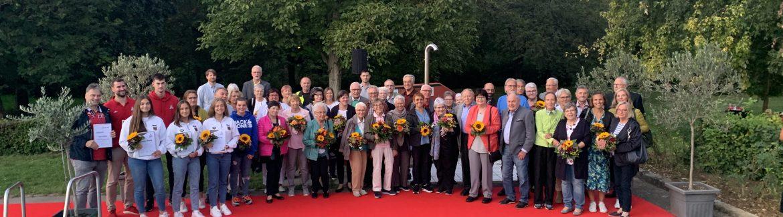 September Update: Helfer gesucht und Mitglieder-Ehrung